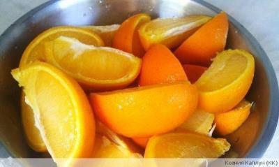Апельсиновый лимонад 3