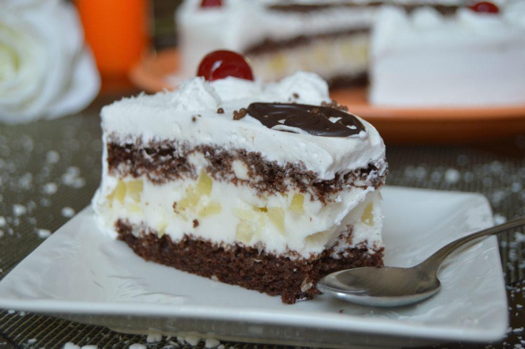 Кефирный торт – идеальный способ поднять настроение себе и своим родным в холодную и пасмурную погоду!