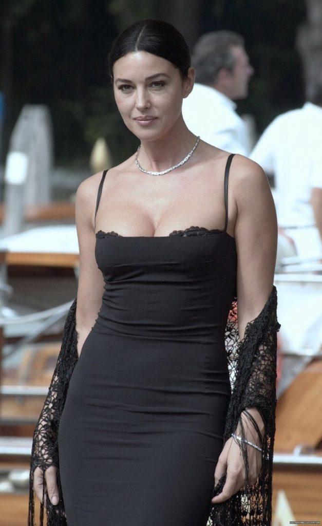 Маленькое платье для большого внутреннего мира Monicabellucci, celebrities, monica bellucci
